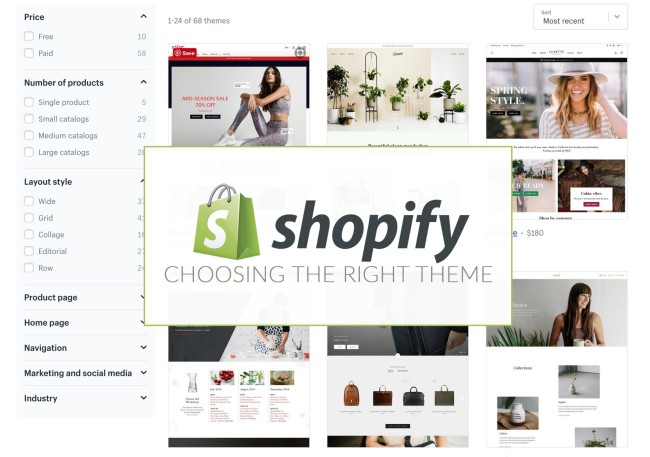 choosing-the-right-shopify-theme